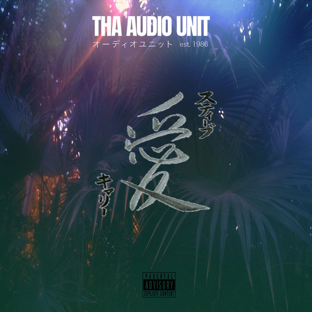 Album cover for Love by Tha Audio Unit