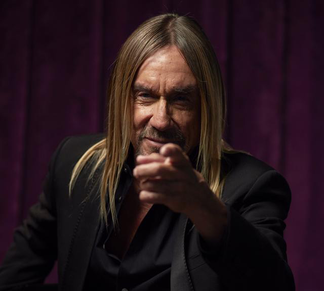 Iggy Pop tickets and 2020 tour dates