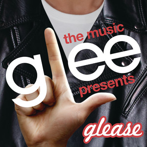 Glee: The Music presents Glease Albumcover