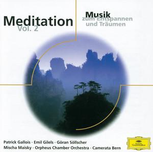 Meditation Vol. 2 - Musik zum Entspannen und Träumen (Eloquence) album