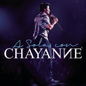 A Solas Con Chayanne Albumcover