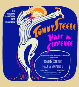 Half A Sixpence (original Broadway Cast Recording) album