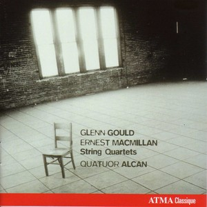 Gould & MacMillan: String Quartets Albumcover