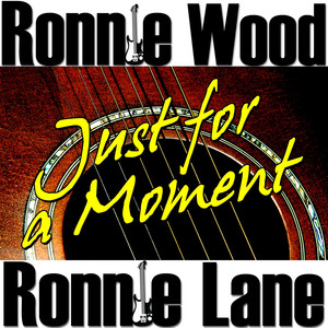 Ron Wood, Ronnie Lane I'll Fly Away cover