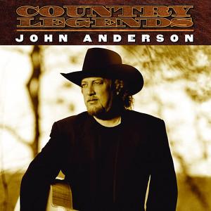 Country Legends Albumcover