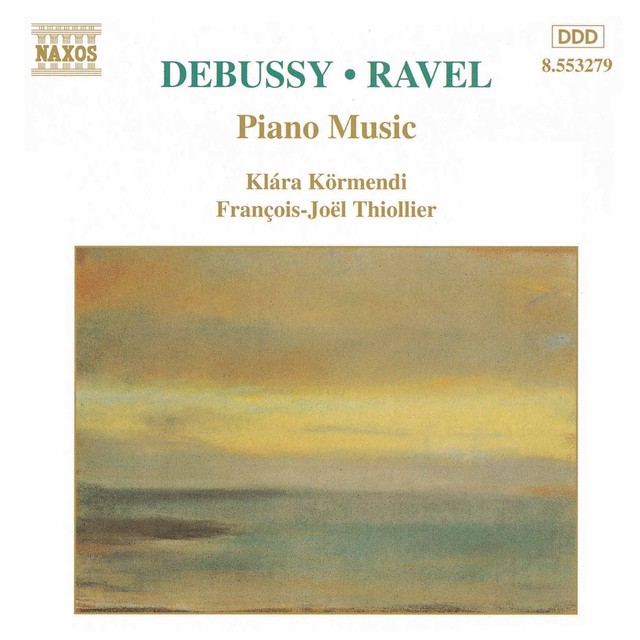 Debussy / Ravel : Piano Music Albumcover