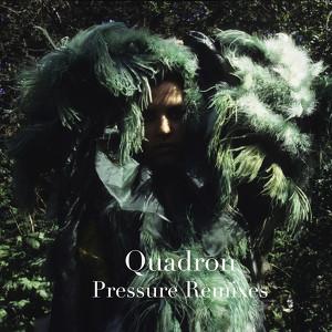 Pressure - Remixes Albumcover
