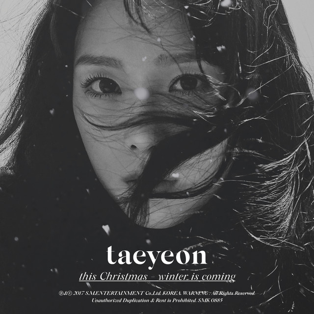 Album cover for This Christmas – Winter is Coming by TAEYEON