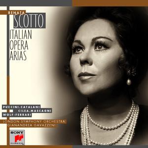 Italian Opera Arias Albümü