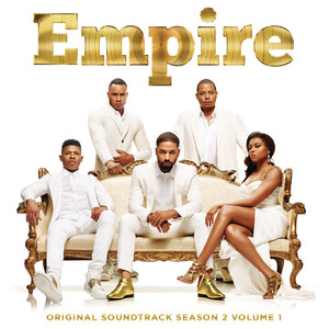 Empire: Original Soundtrack, Season 2 Volume 1 (Deluxe) Albumcover