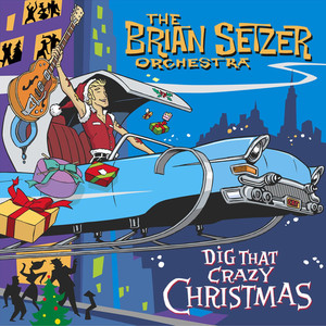 Brian Setzer Gettin' In The Mood [For Christmas] cover