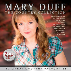 Mary Duff, Mary Duff & Daniel O'Donnell, Daniel O'Donnell Somewhere Between cover