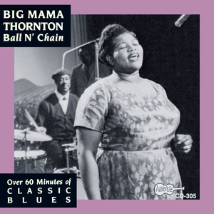 Big Mama Thornton Big Mama Thomton Hound Dog cover