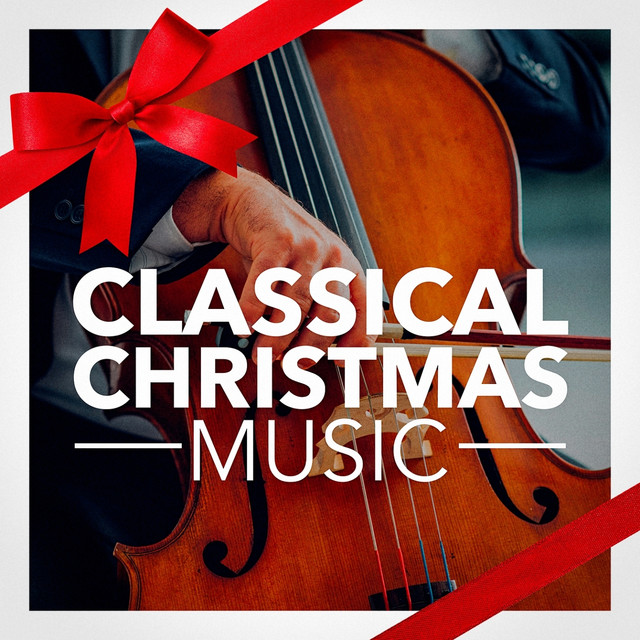 Classical Christmas Music Albumcover