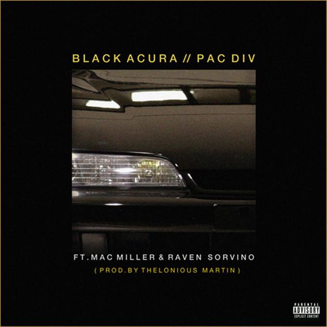 Black Acura - Single