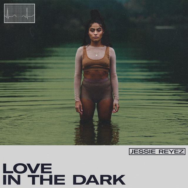 Jessie Reyez - LOVE IN THE DARK cover