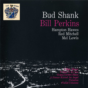 Bud Shank and Bill Perkins album