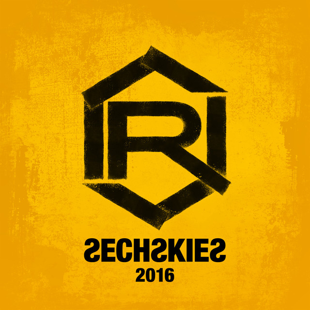 Album cover for 2016 Re-ALBUM by SECHSKIES