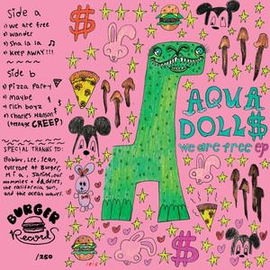 We Are Free EP - The Aquadolls