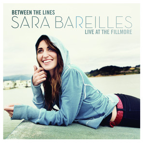 Between The Lines: Sara Bareilles Live At The Fillmore Albumcover