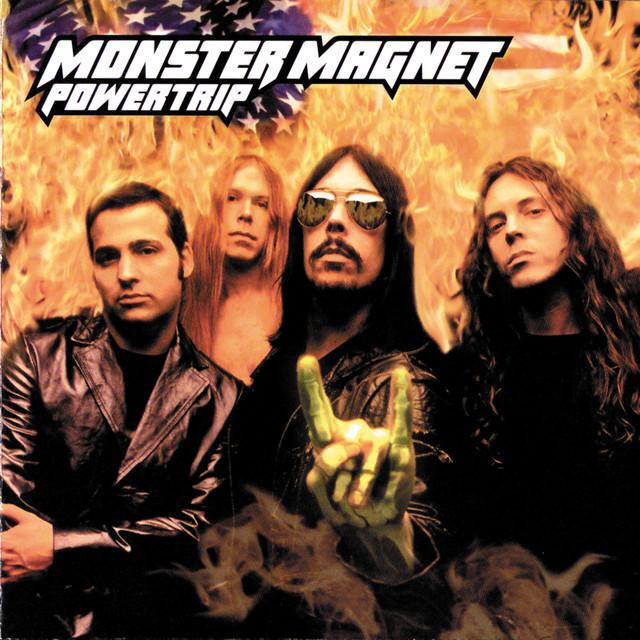 Image result for spotify.ARTIST Monster Magnet