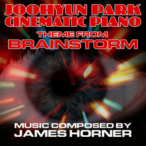 Brainstorm - Theme for Solo Piano (James Horner) Albumcover