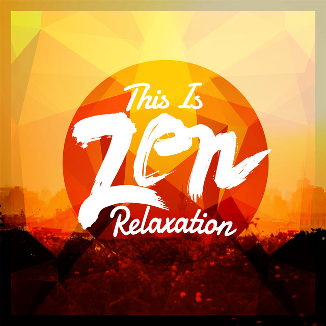 This Is Zen Relaxation Albumcover