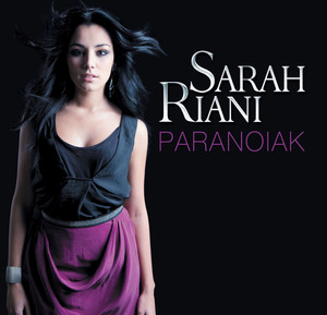 Sarah Riani Paranoiak cover