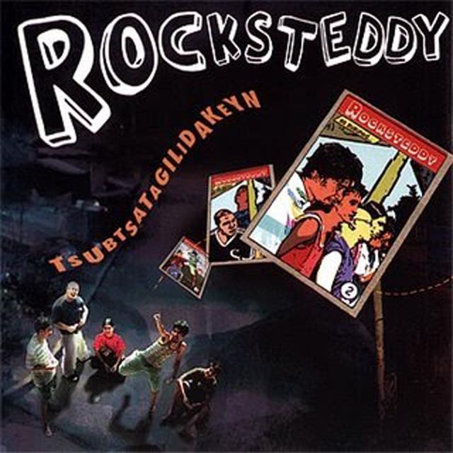Rocksteddy