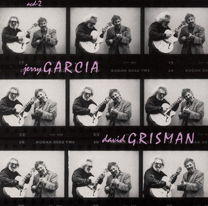 Jerry Garcia / David Grisman album