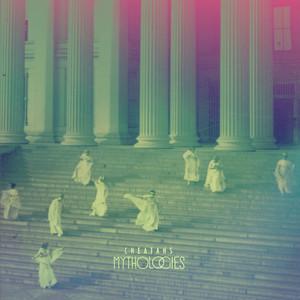 Album cover for Mythologies by Cheatahs