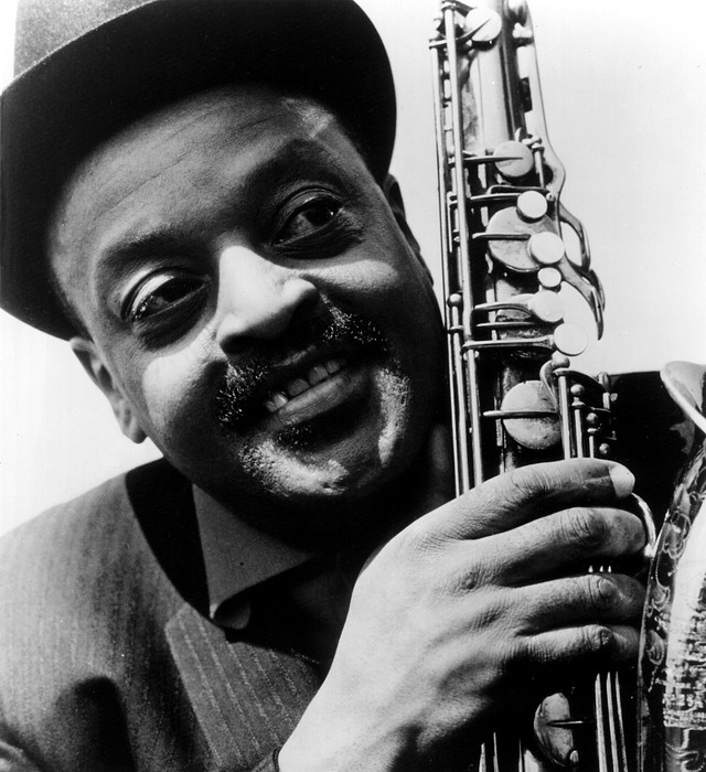 Ben Webster Oh Lady Be Good cover