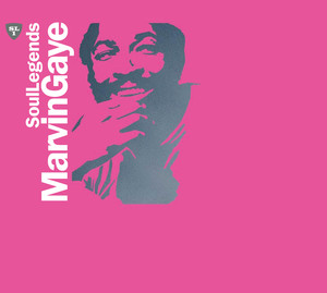 Soul Legends - Marvin Gaye Albumcover