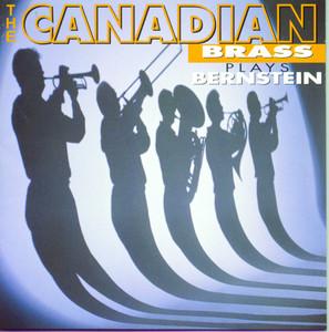 The Canadian Brass Plays Bernstein album
