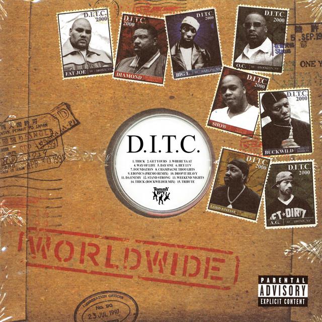D I T C  on Spotify