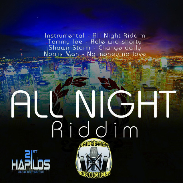 All Night Riddim - Instrumental, a song by bridgeview on Spotify