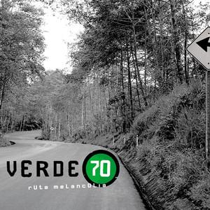 Ruta Melancolía - Verde 70
