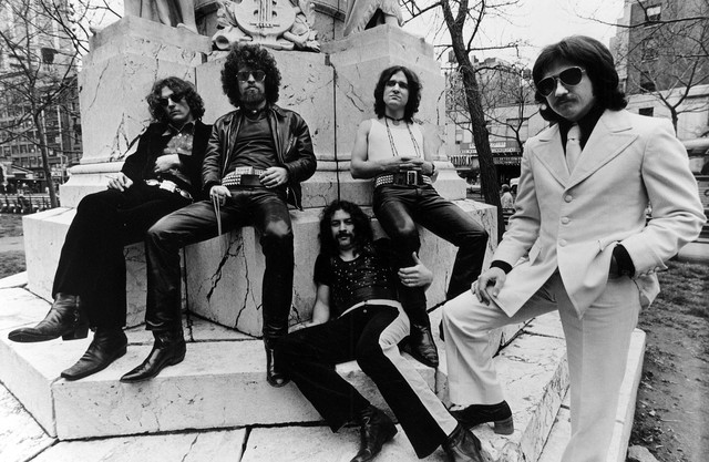 Photo Blue Öyster Cult