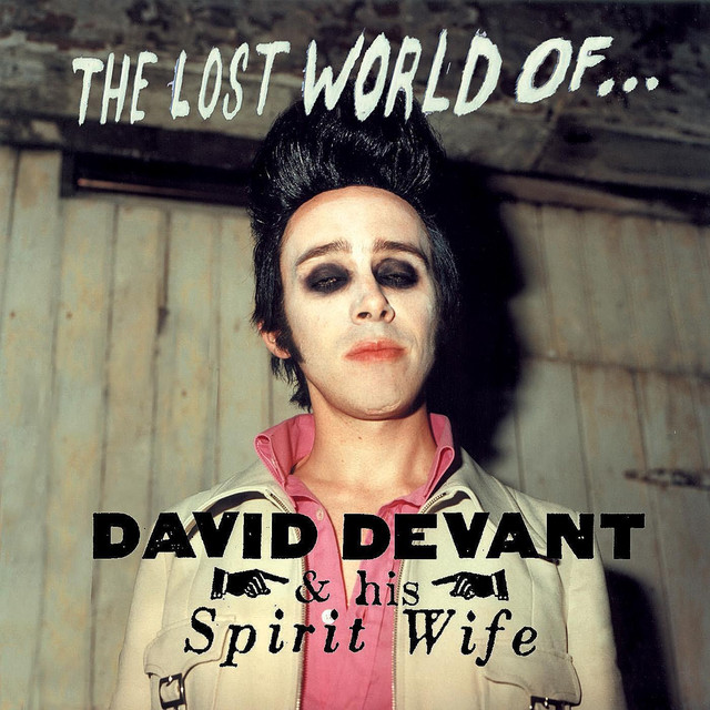 David Devant and His Spirit Wife tickets and 2018 tour dates