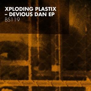 Devious Dan EP Albumcover
