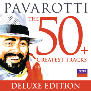 Pavarotti The 50 Greatest Tracks Albümü