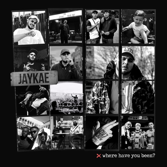 Album cover for Where Have You Been? by Jaykae