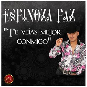 Espinoza Paz Te Veias Mejor Conmigo cover