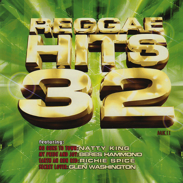 Various Artists Reggae Hits Vol. 32 album cover