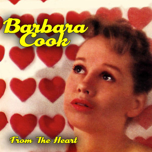 Barbara Cook It Never Entered My Mind cover