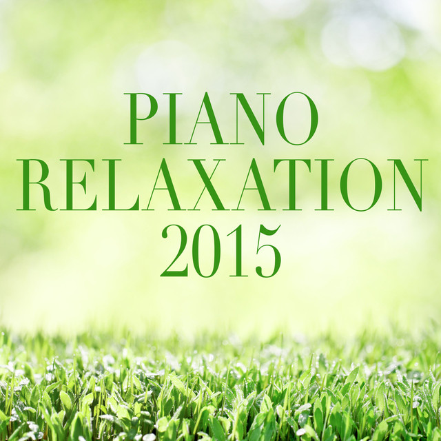 Piano Relaxation 2015 Albumcover