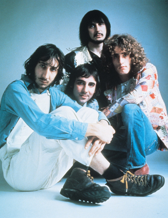 The Who photo