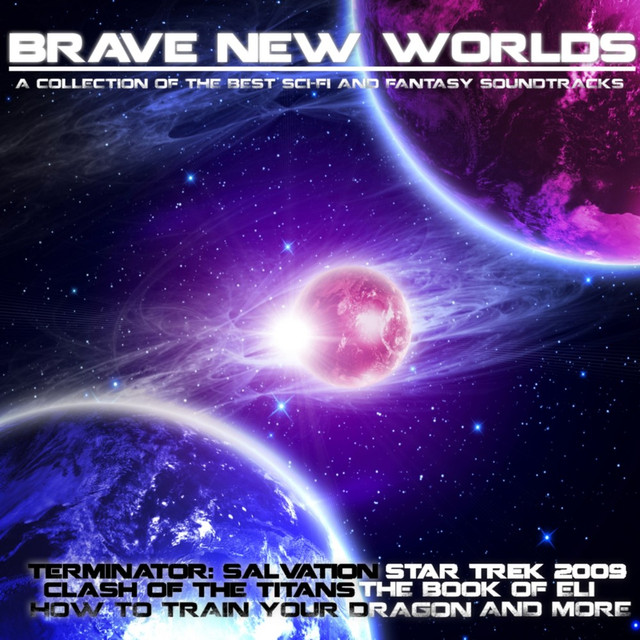 Brave New Worlds - A Collection of the Best Sci-Fi and