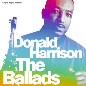 Donald Harrison My Funny Valentine cover