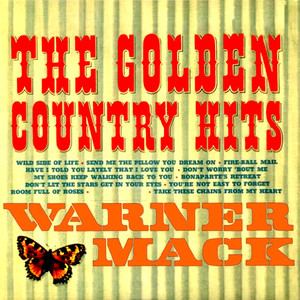 The Golden Country Hits album